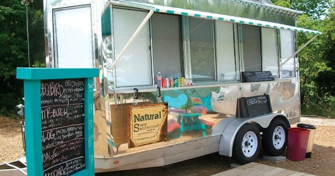 On the Move -- Mobile vending blossoms in Northwest Arkansas