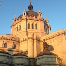 St. Paul Cathedral, MN.